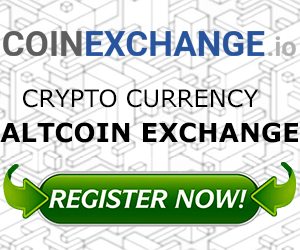 CoinExchange-Secure Altcoin Exchange and Marketplace