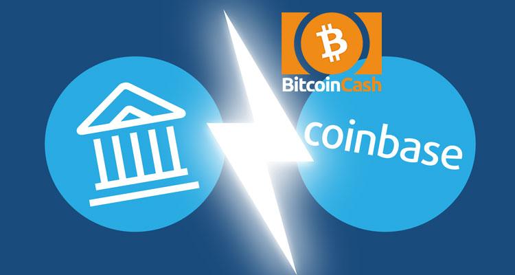 Coinbase-Bitcoin Cash