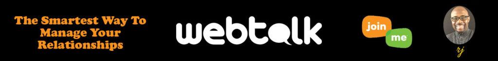 Join Webtalk - The Next Facebook on Steroids