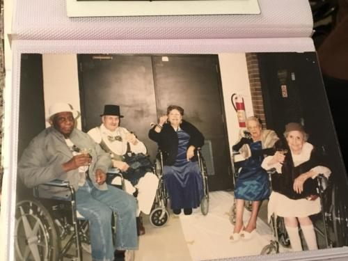 Dad In Assisted Care Facility
